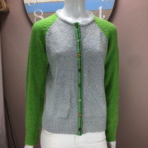 A&D Aero Drome Cardigan Sweater Chunky Knit